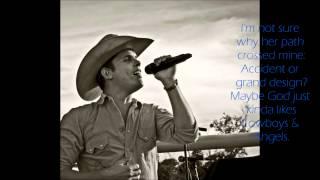 Cowboys and Angels Lyrics-Dustin Lynch