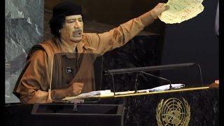 Каддафи:вы будете следующими! Асад смеется. 2008г.