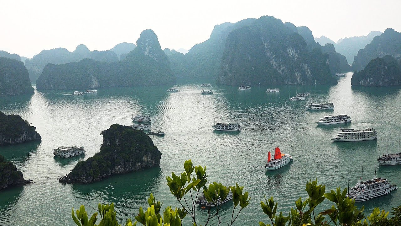 Ha Long Bay, Vietnam in 4K Ultra HD