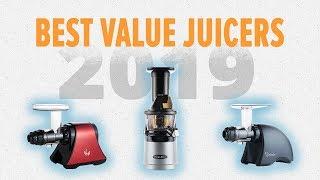 The 3 best values in premium juicers