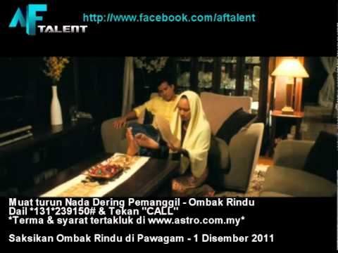 [MTV] Hafiz & Adira - Ombak Rindu (OST Ombak Rindu)