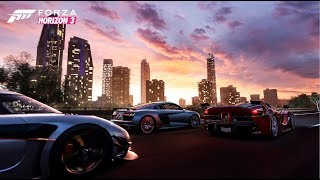 "Forza Horizon 3 - ОБКАТКА GTR""a"