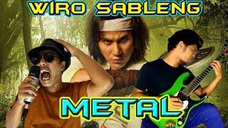 OPENING WIRO SABLENG METAL (version) feat ROY LOTUZ