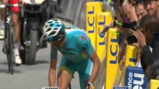 giro del Delfinato Contador stacca Froome nella 7 tappa