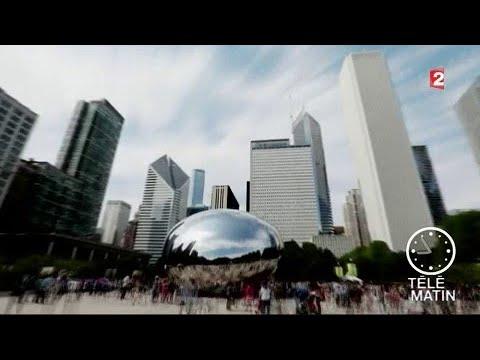 Échos du monde- Chicago : galerie d'art à ciel ouvert