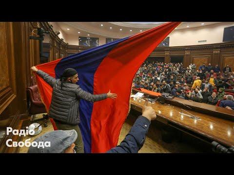 Нагорный Карабах: прекращение войны или капитуляция Армении?
