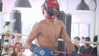 Trainer calls Cuban boxer, 15, best he's ever seen