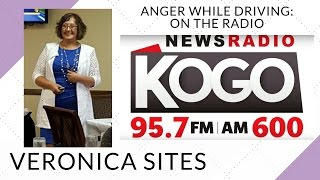 Controlling Your Anger: On the Radio | Veronica Sites