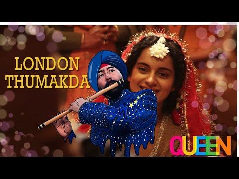 london thumkta queen on flute +919302570625 +919827221825 by wedding flute baljinder singh ballu