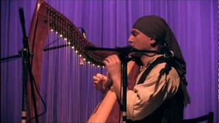 Alizbar/Celtic harp / Ballad that wind whispered /Баллада о том, что нашептал ветер.