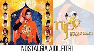 Noraniza Idris Dan Rakan-Rakan  - Nostalgia Aidilfitri (Official Lyrics Video)