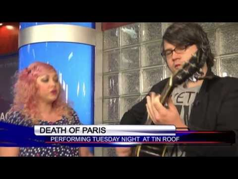 Alexis King presents Death Of Paris, part trois