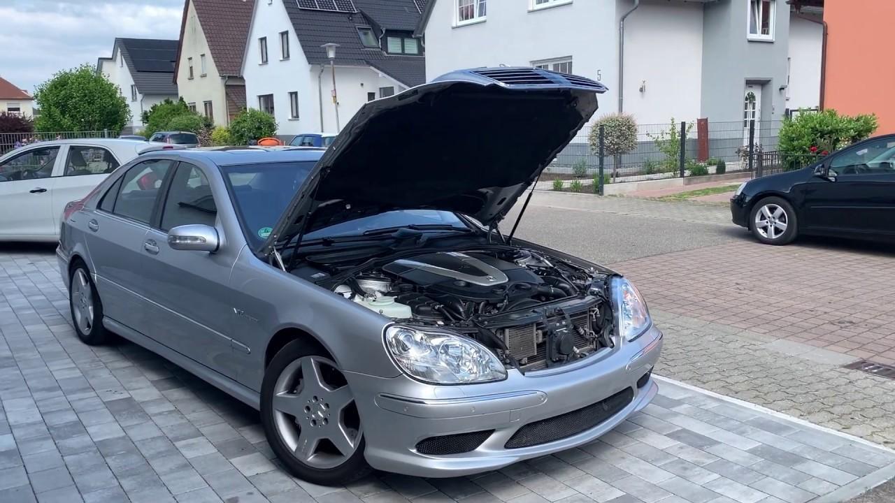 За что я люблю и ненавижу Mercedes W220 s500!