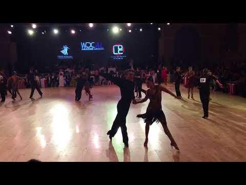 Troels Bager & Ina Jeliazkova - WDC | Disney 2017 | Professional LAT - Rumba