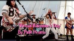 Nice'N'Sleazy Pink Hearse 'Virtual Valentine's Day'