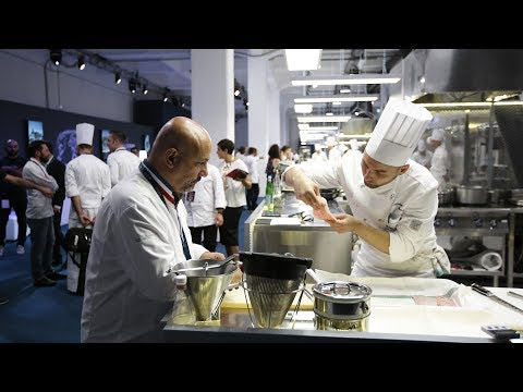 S.Pellegrino Young Chef 2018: Grand Finale, First Group