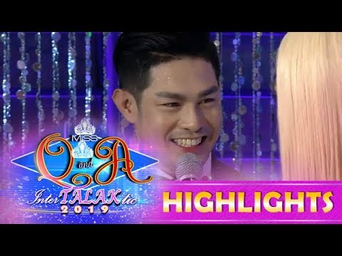 It's Showtime Miss Q & A: Kuya Escort Ion wants to dance in ASAP Natin 'To