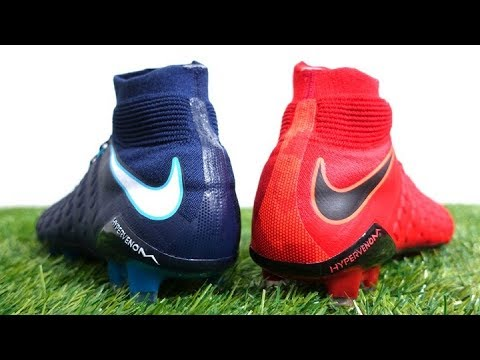 NOT WORTH IT? - Nike Hypervenom Phantom 3 DF (Fire & Ice Pack) - Review + On Feet