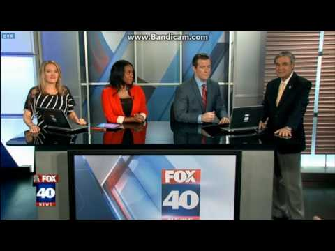 KTXL: FOX 40 News At 10pm Close--2016