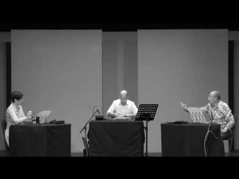 Karlheinz Stockhausen EXPO for 3 - Natascha Nikeprelevic, Michael Vetter, F.X.Randomiz