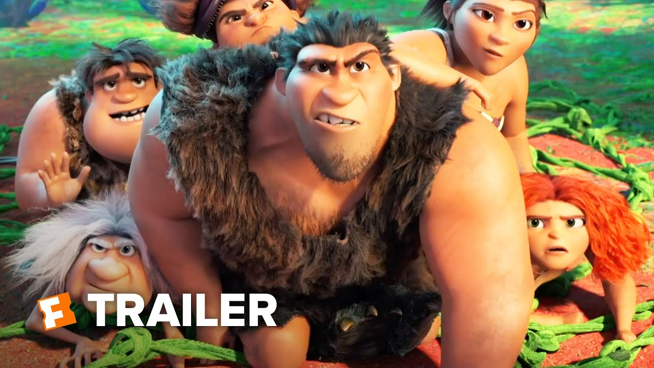 Download The Croods: A New Age Trailer #1 (2020) | Movieclips Trailers