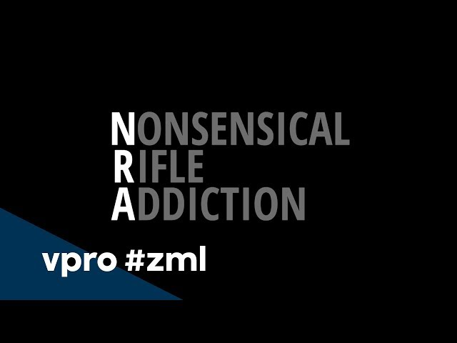 NRA - Sunday with Lubach