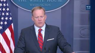 4/11/17: White House Press Briefing