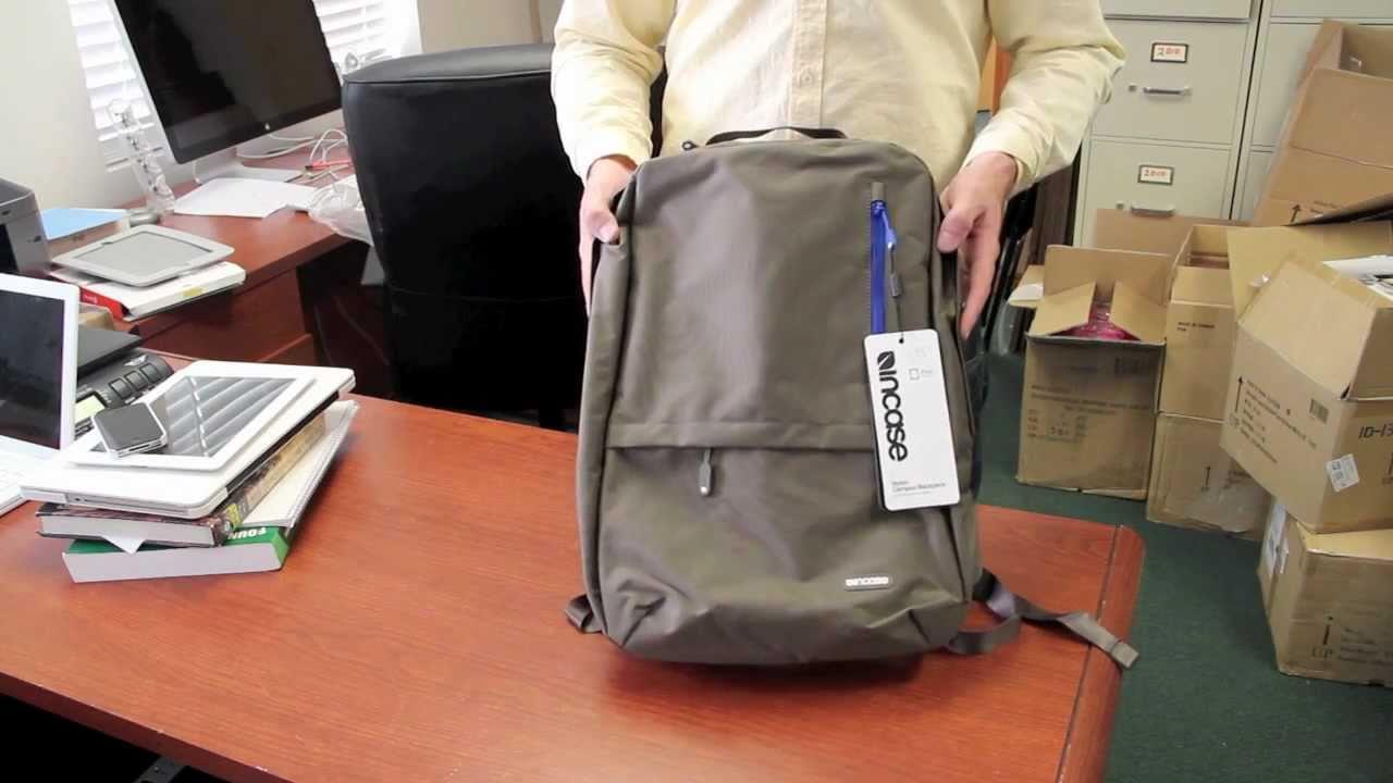 Reviews Incase Nylon Backpack 55