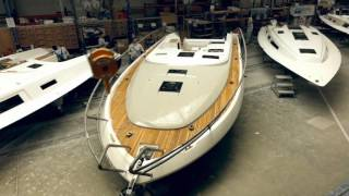 BAVARIA YACHTS - Yard Video - Sailing yachts (Spanish)