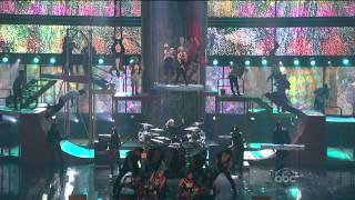 Pink - Raise Your Glass - Live AMA - American Music Awards - 2010