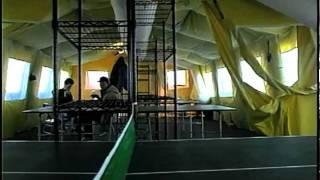 Morale, Welfare, Recreation (MWR) Recreation Tent - U.S. Army - Tuzla, Bosnia - 30 January 1996