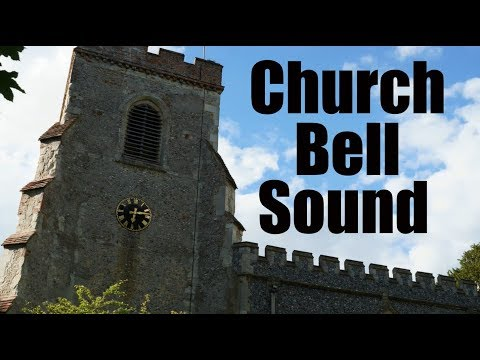 Church Bell Sound Effect (Best audio quality)