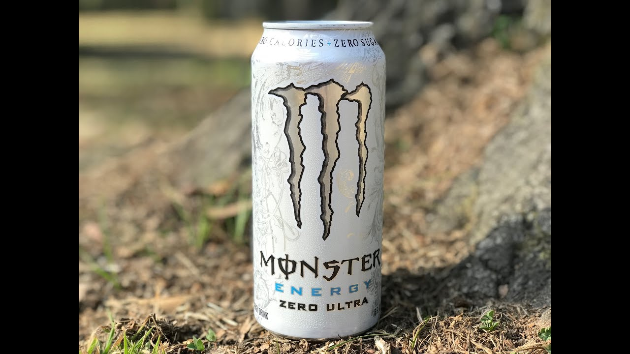 Is it Keto Friendly? | White Monster Energy Drink Keto Test - YouTube