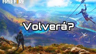 REGRESARA PURGATORIO A FREE FIRE?