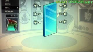 Samsung Display showcase manufacturing Process of AMOLED thumbnail