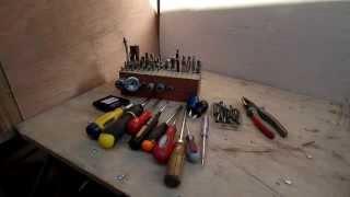 Необходимый набор отверток в мастерской на даче или в квартире(, 2015-03-07T09:33:35.000Z)