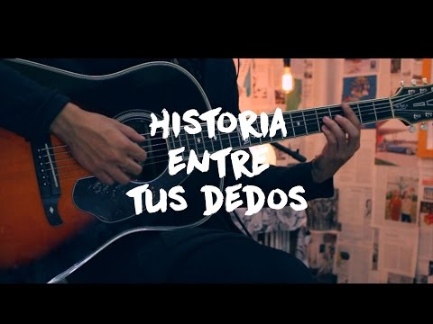 Mi Sobrino Memo - Historia Entre Tus Dedos(Cover)