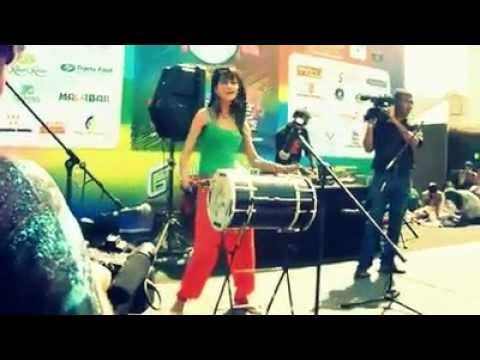 Chabal Xexo Event At Dubai (DJ Papa's Holi Event) Travel Video