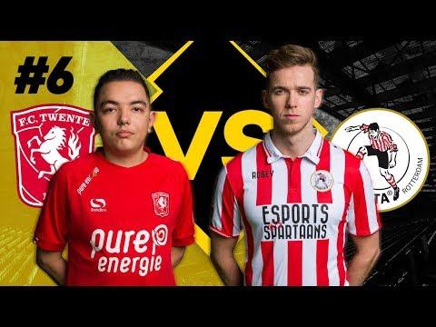 #TWESPA | Emre Benli vs Frank van der Slot | Speelronde 6 | XBOX | eDivisie 1718
