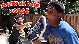 "Truth Or Dare ""H.O.R.S.E"" 