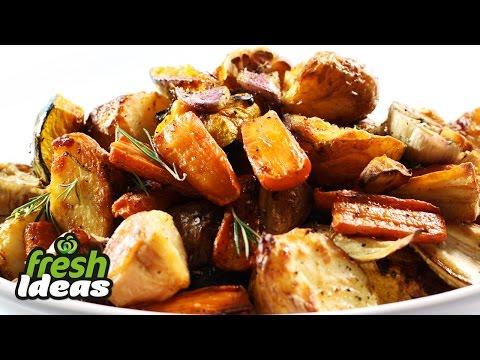 Classic Roast Vegetable Recipe | Woolworths