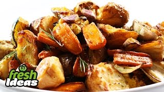 Classic Roast Vegetable Recipe | Woolworths