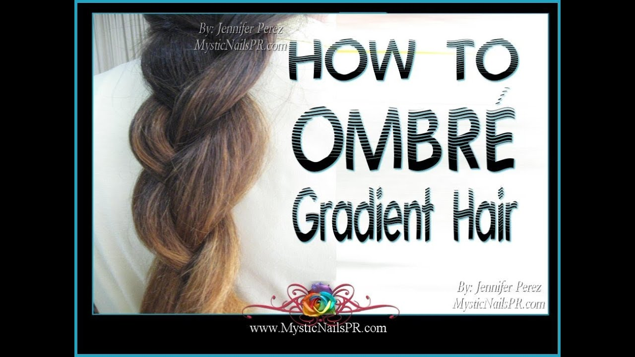 Diy ombr balayage at home highlights kaleidocolors diy ombr balayage at home highlights kaleidocolors jennifer perez of mystic nails solutioingenieria Choice Image