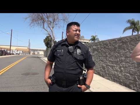 """Can I Help You"" W/ High Desert Community Watch - 1st Amendment Audit"