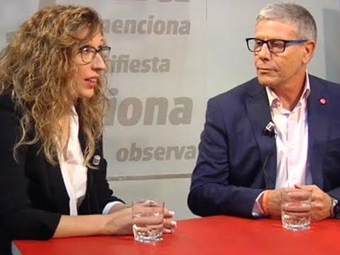 """Raquel González (Cs): """"Los MENA es uno de los principales problemas que tenemos. A mí ya me atracaron"""""""