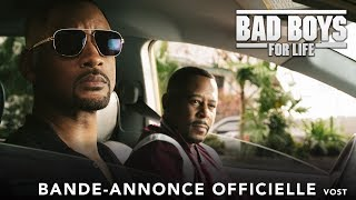 Bande annonce Bad Boys for Life