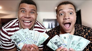 $10,000 SHOPPING SPREE CHALLENGE!! (FEAT. WOLFIERAPS)