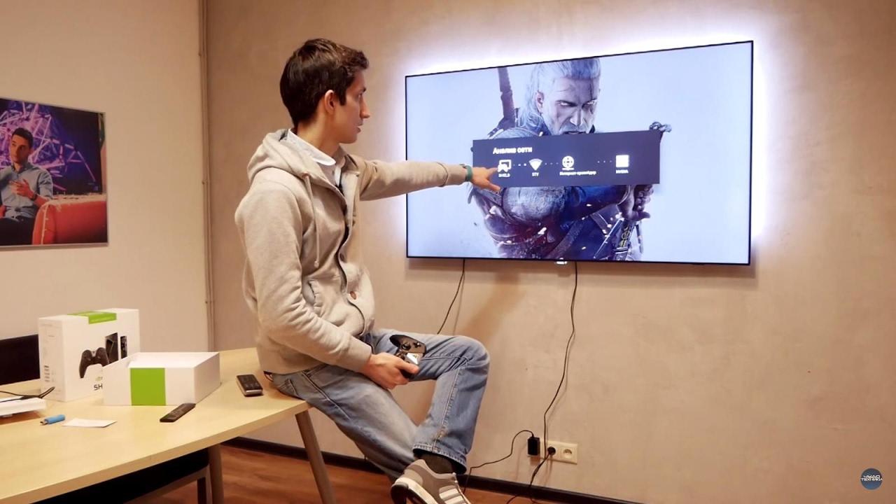 Полный обзор 4К-приставки Nvidia Shield