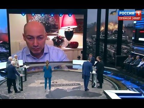 Гордон поставил Скабееву на место в прямом эфире: Мы в Украине сами с этим разберемся