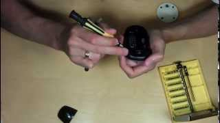 Ремонт мышки Logitech m180 своими руками